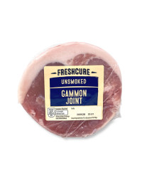 Unsmoked Gammon Joint