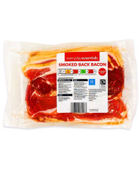Smoked Back Bacon Bumper Pack
