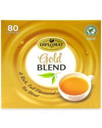 Gold Label Tea Bags 80's