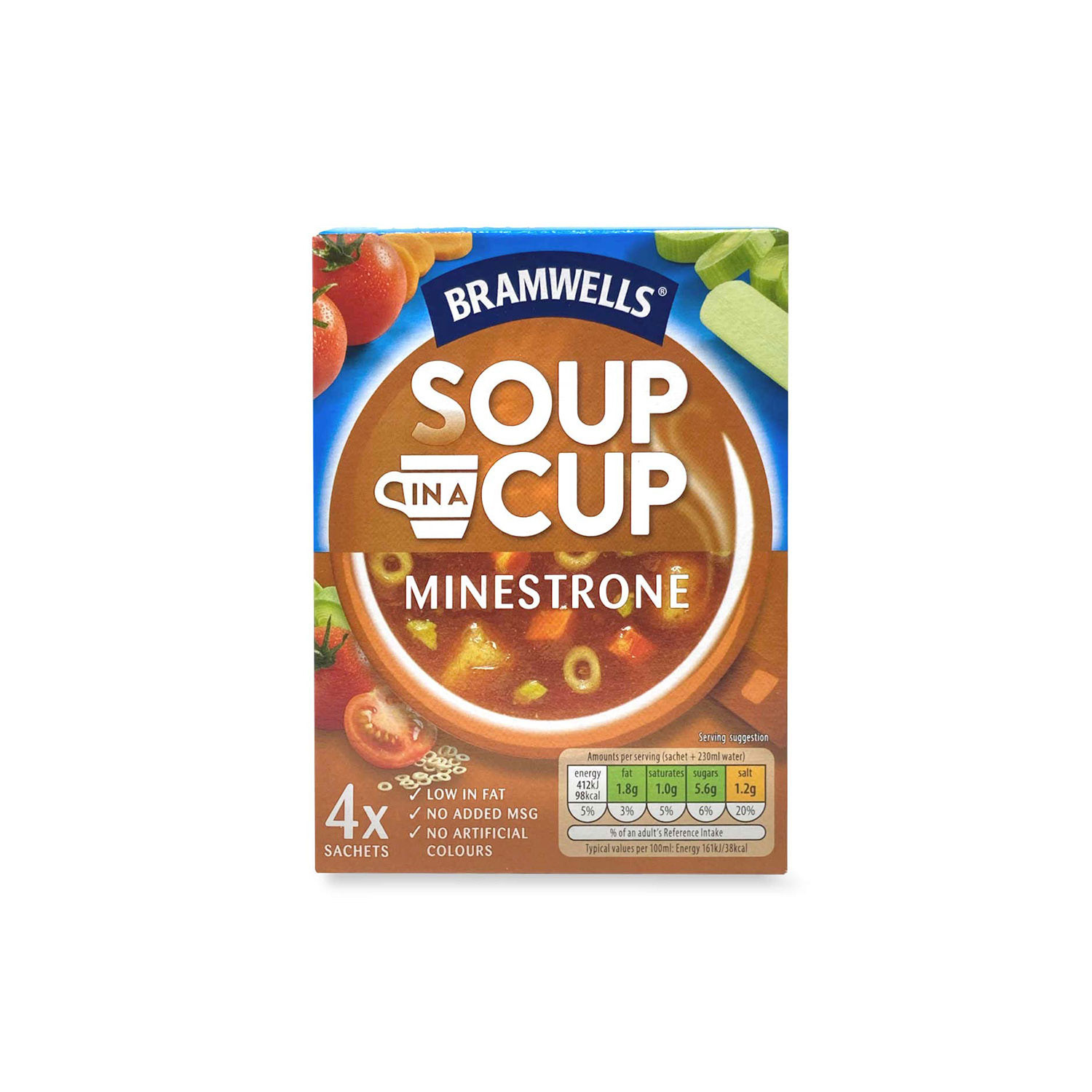 Soup In A Cup Minestrone