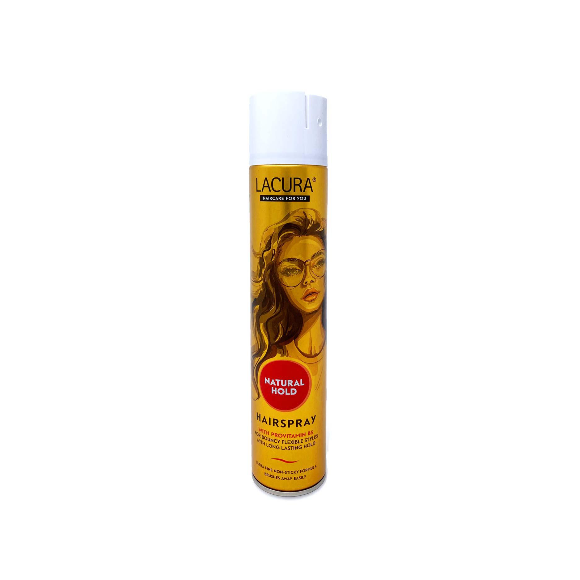 Hairspray Natural Hold