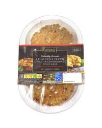 Prawn, Chilli & Lemongrass Fishcakes
