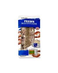 Prawn Mayonnaise Sandwich