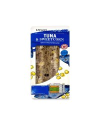 Tuna & Sweetcorn Sandwich