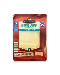 Scottish Lighter Mature Cheese