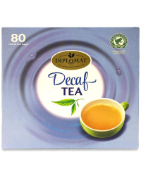 Decaffeinated Tea Bags 80's