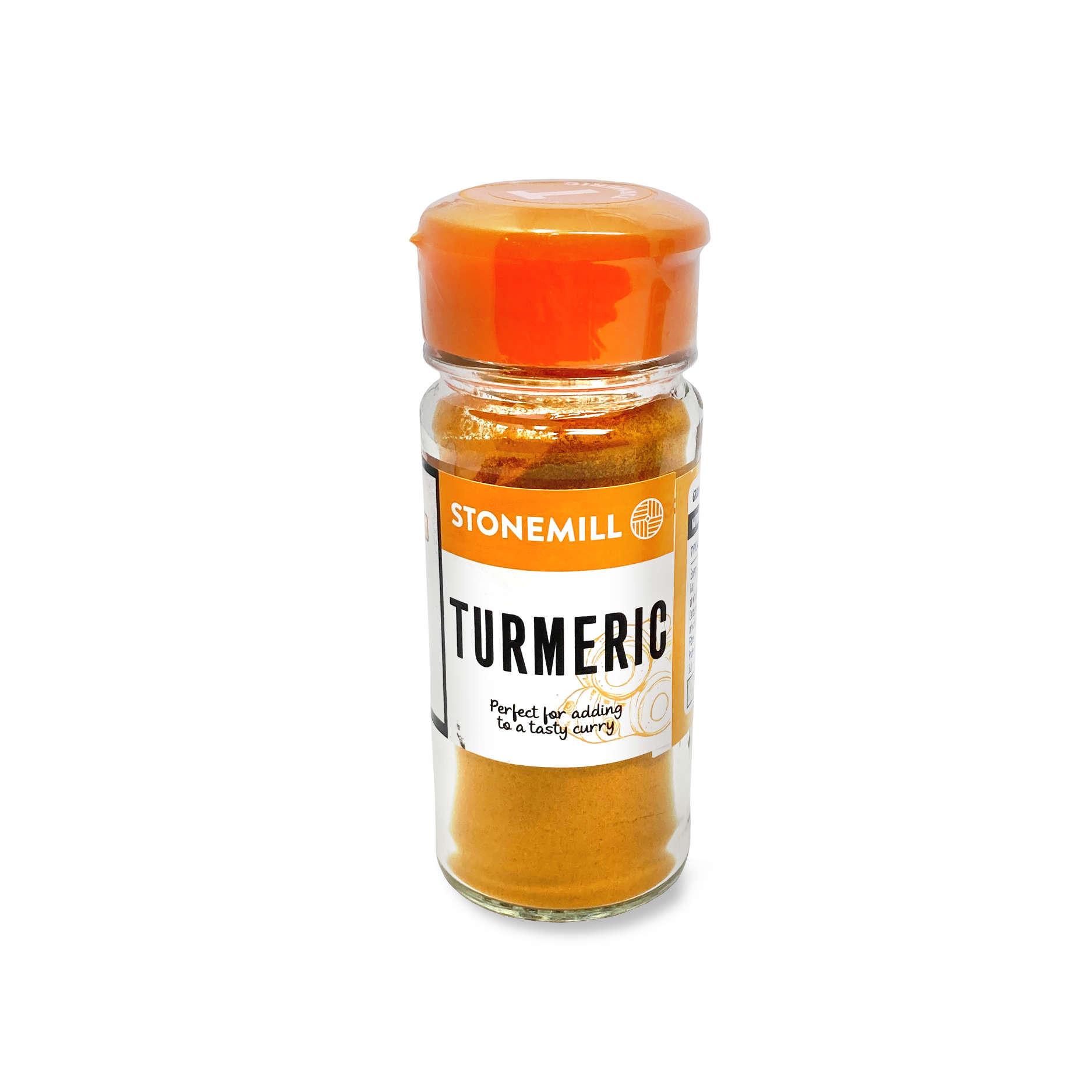 Ground Turmeric