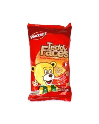 Multipack Teddy Faces Snacks