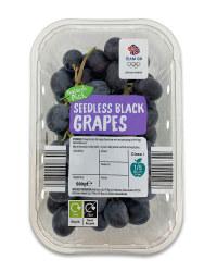 Nature's Pick Black Seedless Grapes