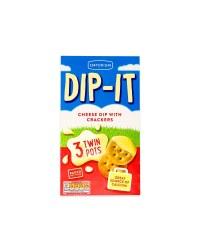 Emporium Kids Dip It Crackers 3 Pack