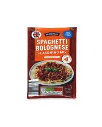 Spaghetti Bolognese Seasoning Mix