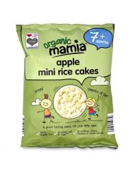 Apple Mini Rice Cakes