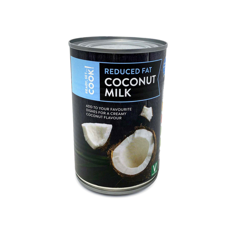 Coconut Milk Reduced Fat