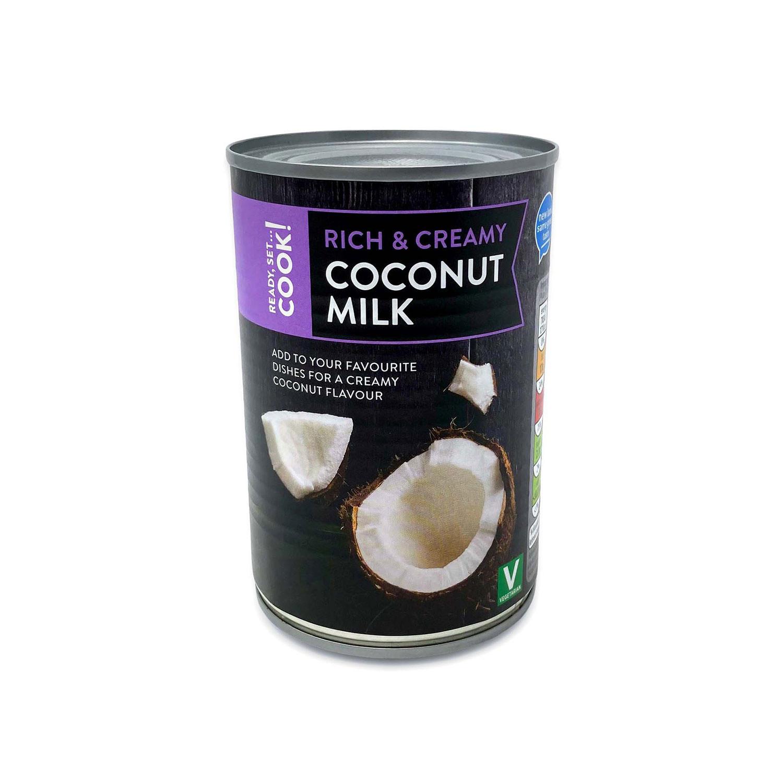 Coconut Milk Rich & Creamy
