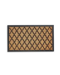 Outdoor Coir Rectangle Trellis Mat