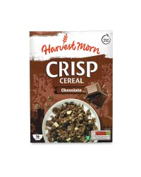 Crisp Cereal - Chocolate