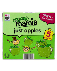 Just Apples Baby Food Pouch