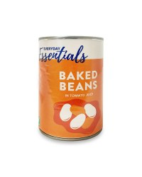 Baked Beans In Tomato Juice
