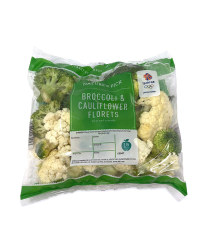 Broccoli & Cauliflower Florets