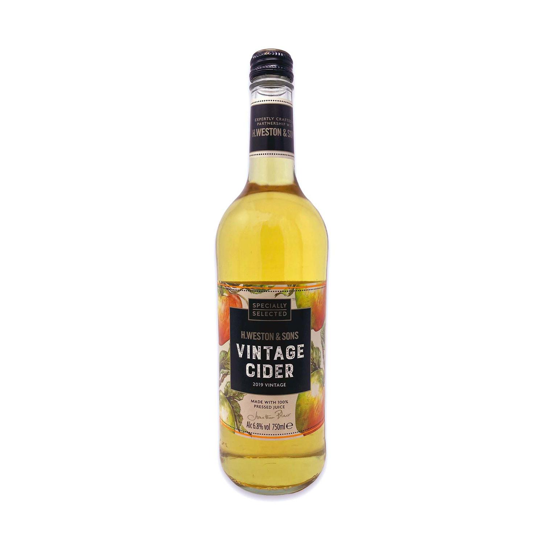 Vintage Cider 2019