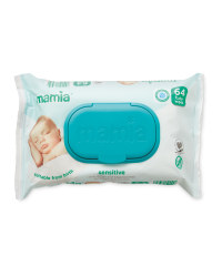 Sensitive Baby Wipes 12 x 64 Pack