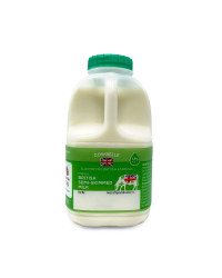 Fresh British Semi-skimmed Milk
