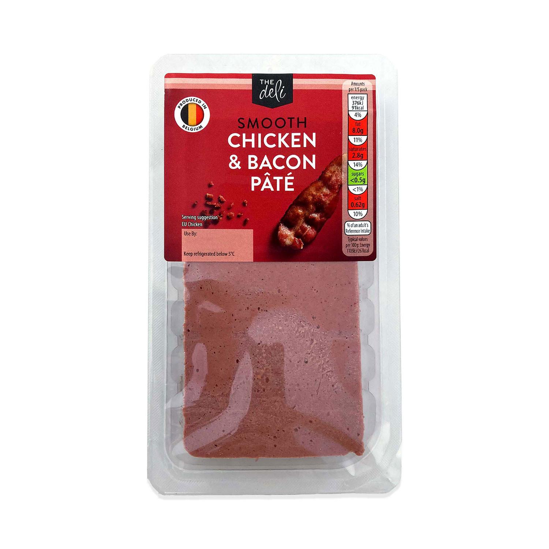 Chicken & Bacon Pâté