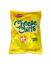 Snackrite Cheese Curls 10 Pack