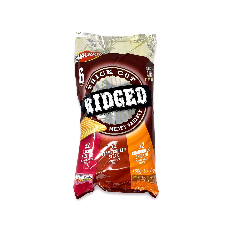 Thick Cut Ridged - Meaty Variety