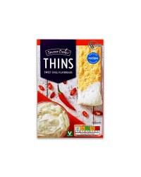 Thins Sweet Chilli Flatbreads
