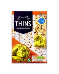 Thins Multi-seed Flatbread