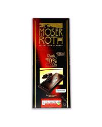 5 70% Cocoa Dark Chocolate Bars