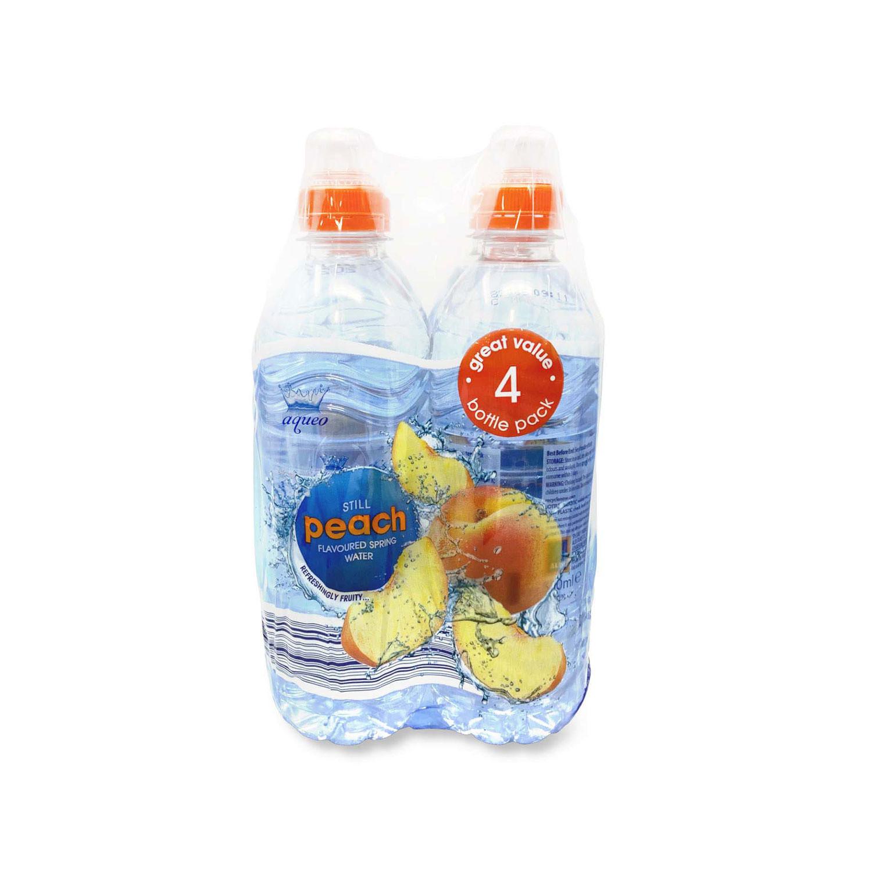 Still Peach Flavoured Spring Water