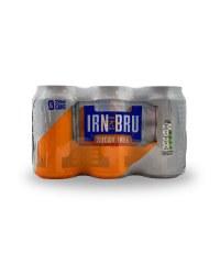 Irn-bru Sugar Free Cans