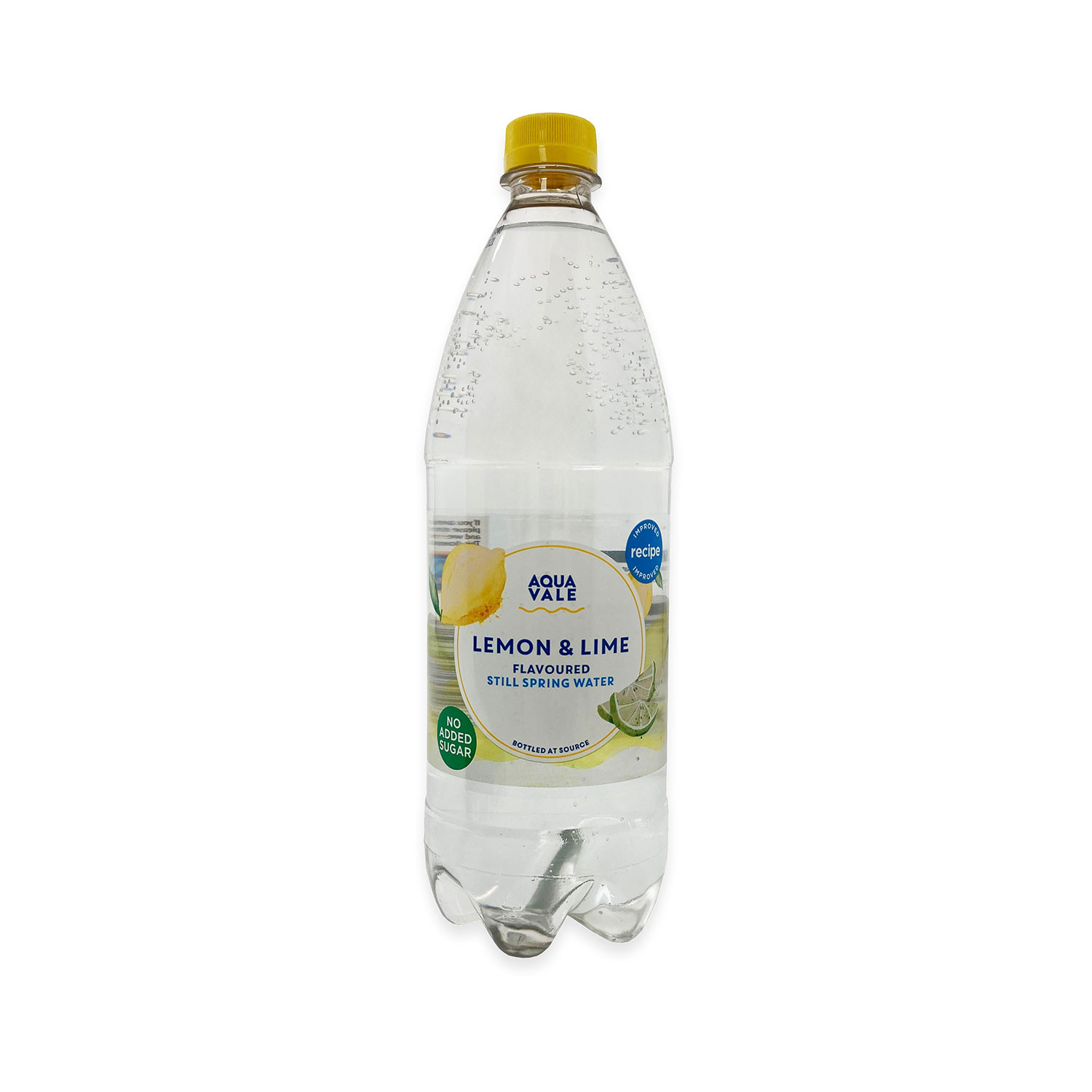 Lemon & Lime Flavoured Spring Water
