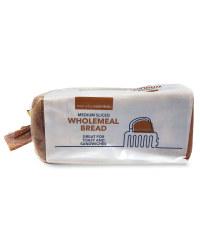 Medium Sliced Wholemeal Bread