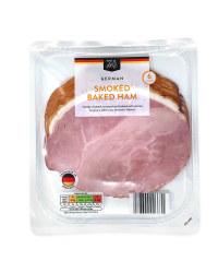 German Baked Smoked Ham
