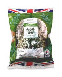 British Stuffed Whole Chicken