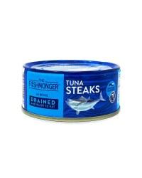 Tuna Steaks In Brine