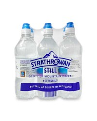 Still Scottish Mountain Water