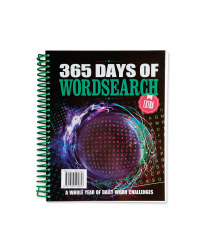 365 Days of Wordsearches Extra