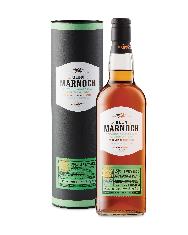 Speyside Single Malt Scotch Whisky