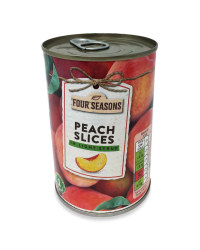 Peach Slices in Syrup