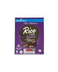 Milk Chocolate Coated Rice Bars