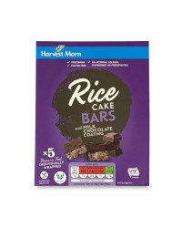 Milk Chocolate Rice Cakes