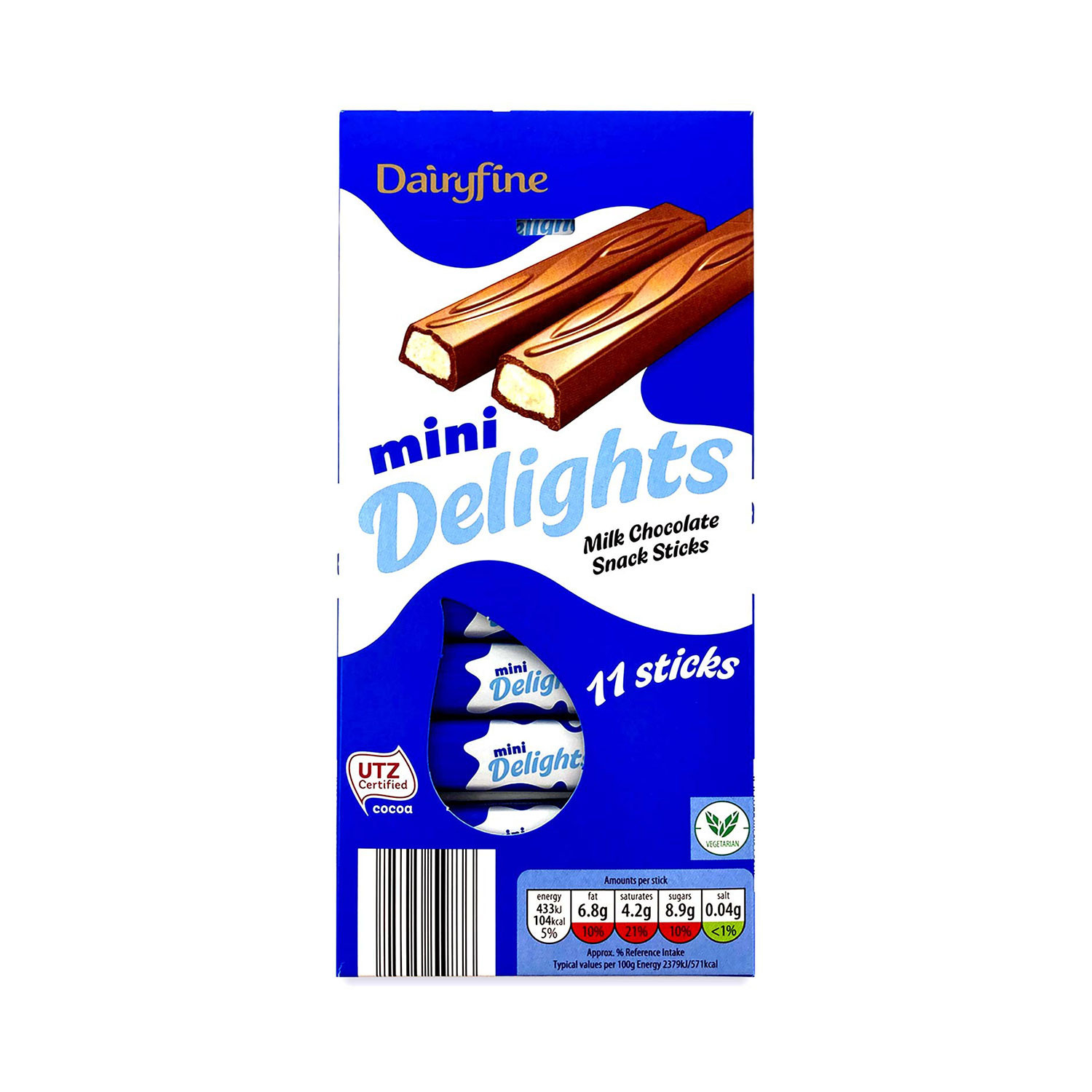 Mini Delights -  Milk Chocolate