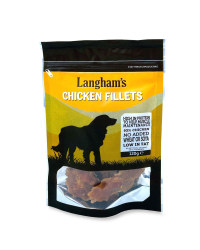 Dog Treats Natural - Chicken Fillets