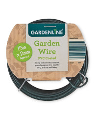 PVC Coated Wire 15m x 2mm