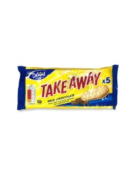 Belmont Take Away Biscuits 5 Pack