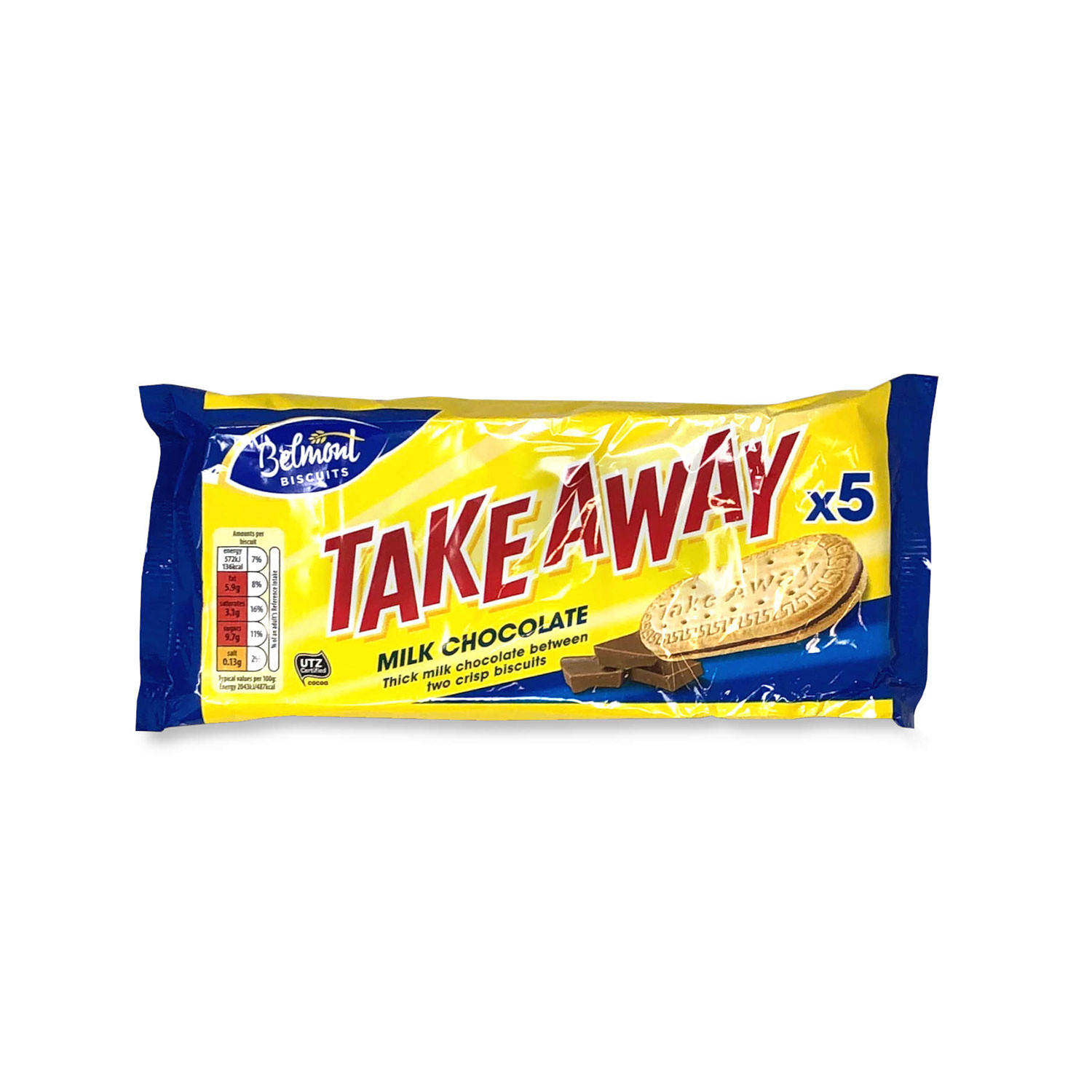Take Away Biscuits